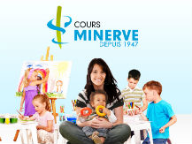 Cours Minerve, l'école spécialiste de la petite enfance