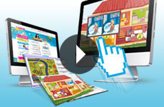 Zoom sur l'espace interactif et le e-learning