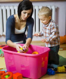 Les métiers de la petite enfance