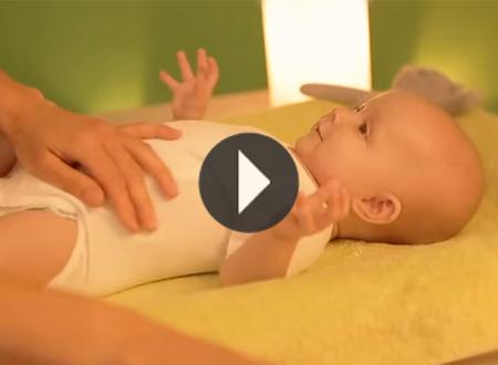 Tutoriel vidéo : l'habillage du nourrisson